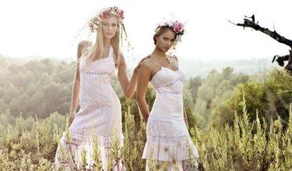 Vestidos de novia Charo Ruiz 2012