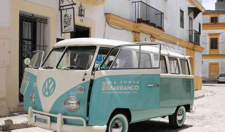 Volkswagen T1 La Fonda