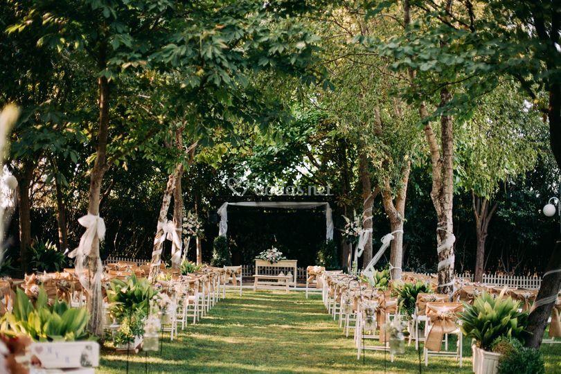 Ejemplo de ceremonia