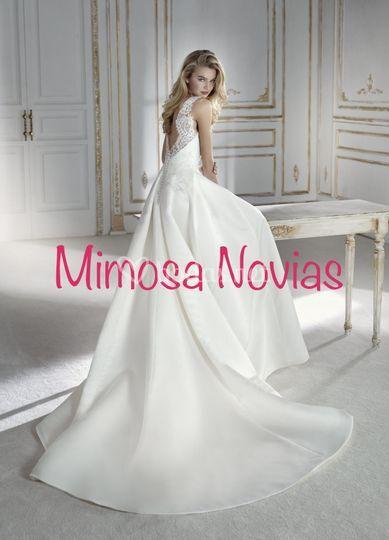 Mimosa Novias