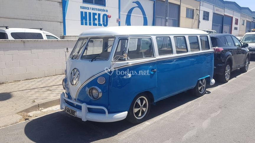 VW t1 de 1973