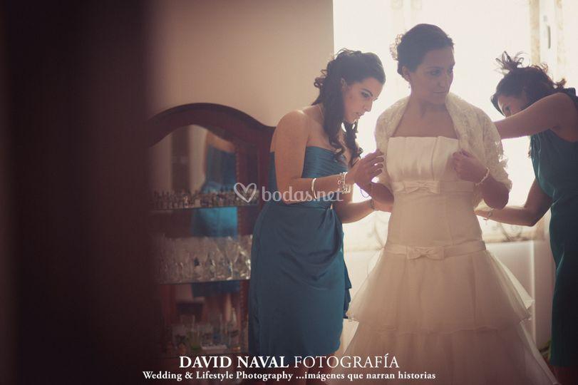 David Naval Fotografia de Boda
