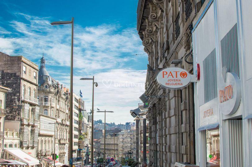 3dd692a88b62 Joyería Pato Joyería Pato Puerta del Sol