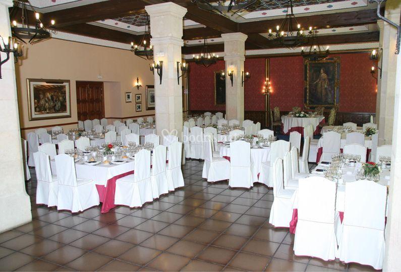 Salón Hombres Ilustres
