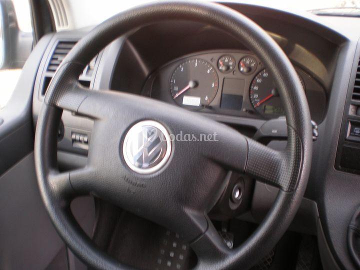 Iinterior Minibus