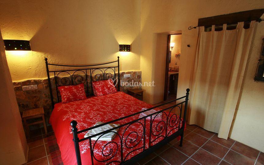 Dormitorios con baño