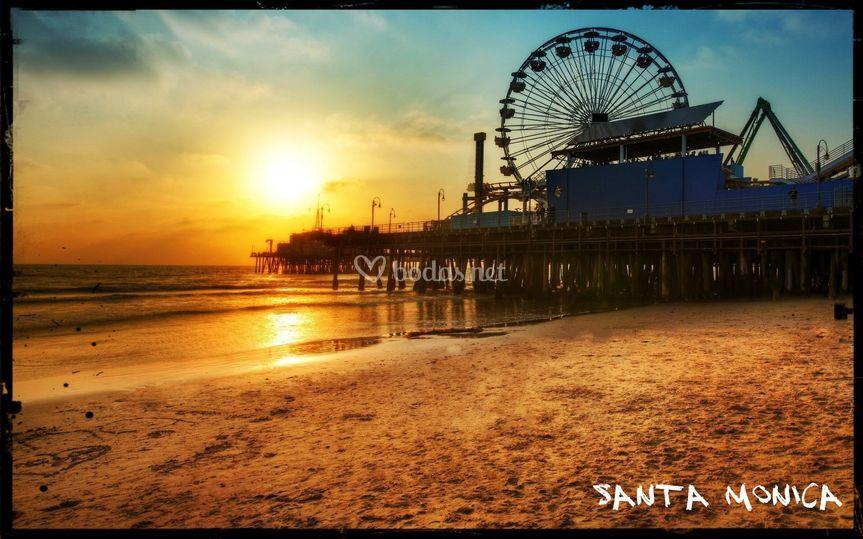 Santa Monica Los Ángeles