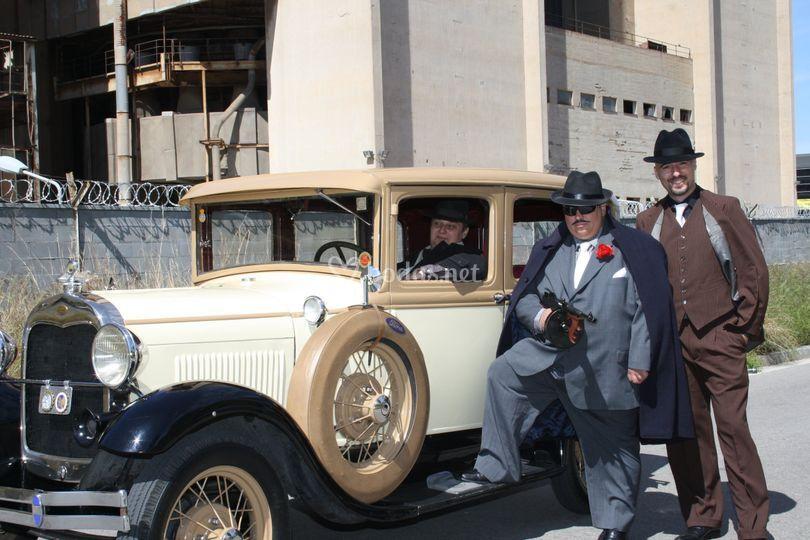 Ford A Fordor años 20