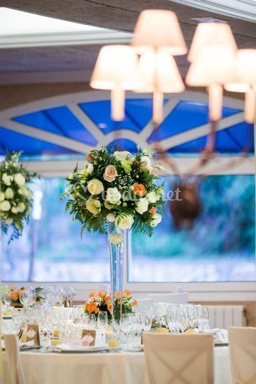 Decoración para tu boda