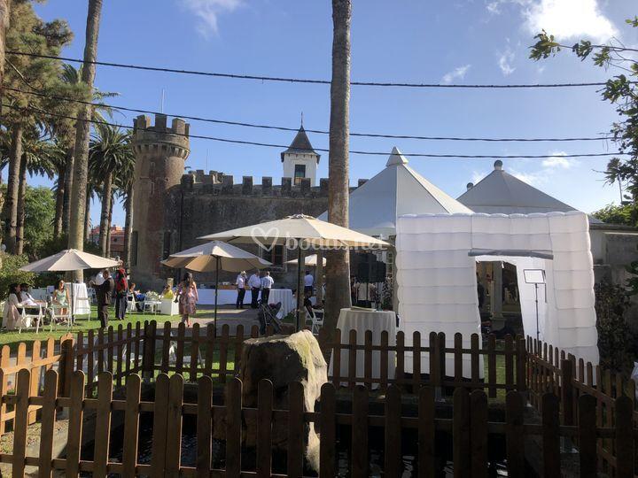 Iglú Castillo La Laguna