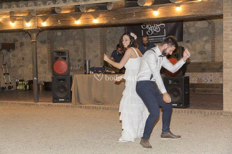 Reportaje de boda estilo rústico
