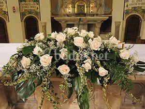 Detalle boda romántica