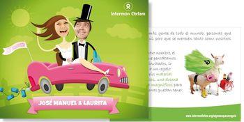 Sorprende a tus invitados con las nuevas tarjetas de Interm�n Oxfam