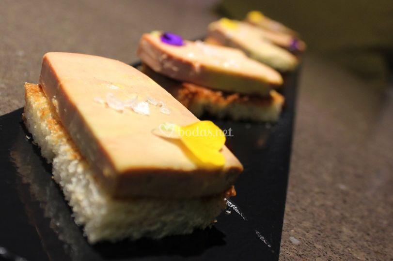 Kukuarri flavours · foie mi-cu