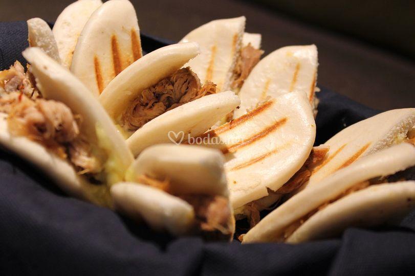 Kukuarri flavours · pan bao ib