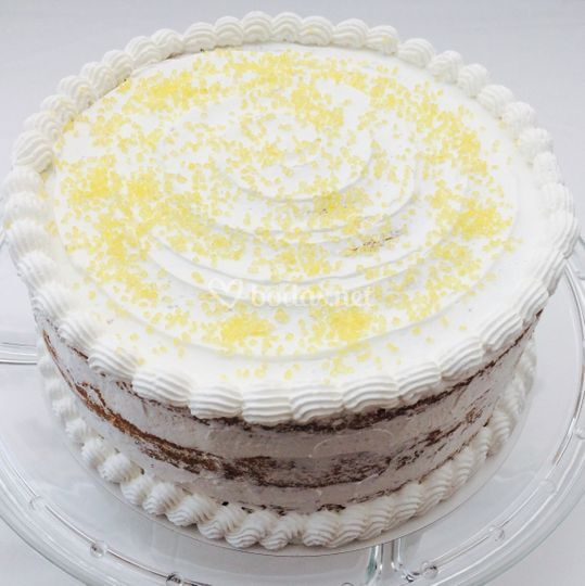 Layer cake de limón