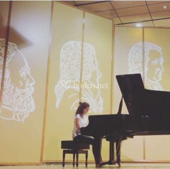 Concierto Rachmaninoff