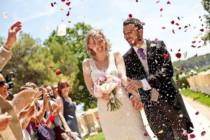 Consejos a la hora de celebrar la ceremonia al aire libre - Donde celebrar mi boda en madrid ...
