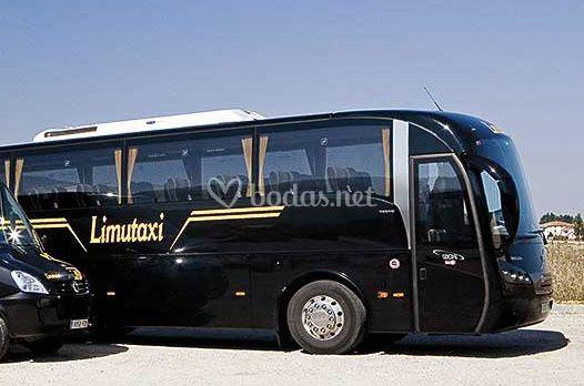 Autobús para bodas