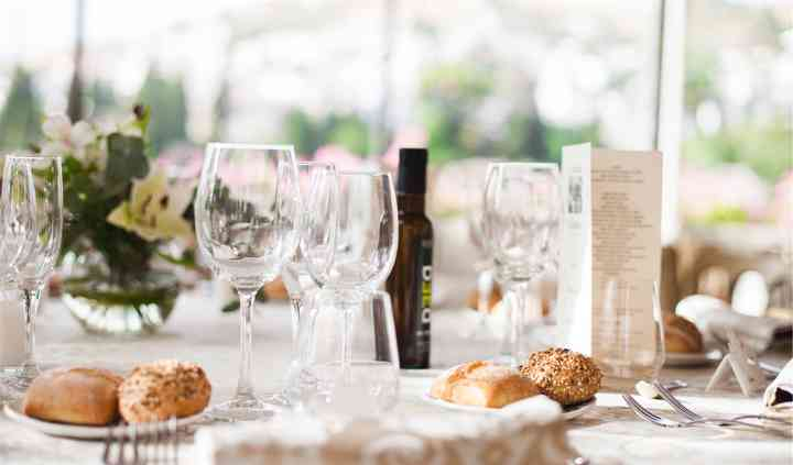 Montaje Abades catering