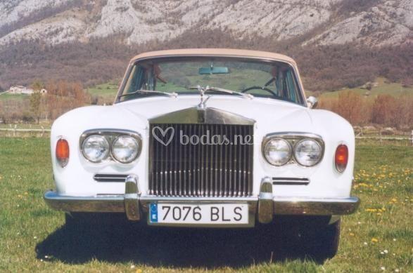 Rolls Royce Silver Shadow de 1971