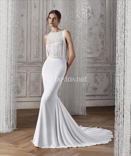 Un vestido para conquistar