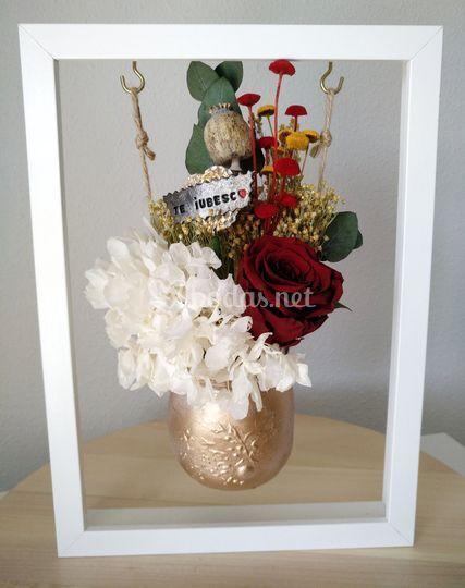 Balancin floral
