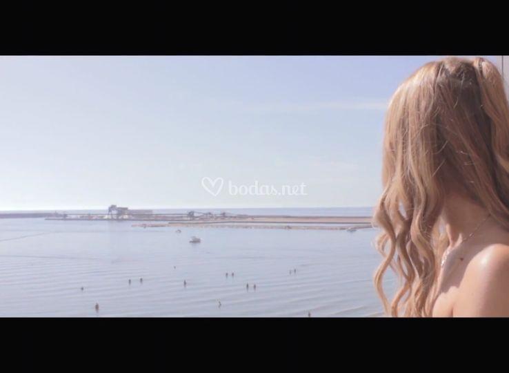 Bea+Juanen Frame vídeo boda