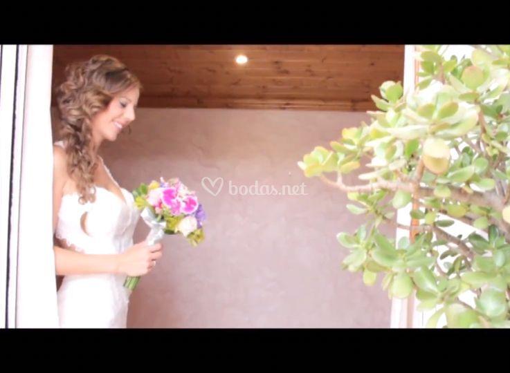 Neus+Jordi Frame vídeo boda