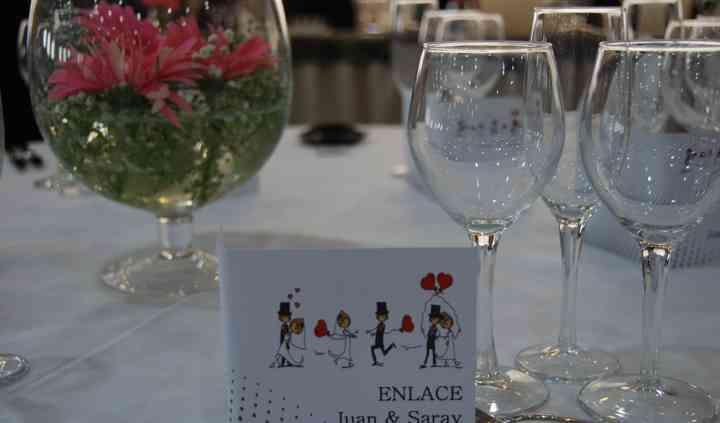 Minutas personalizadas mesa
