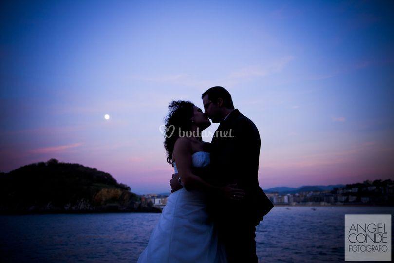 Reportajes de boda en Donosti - San Sebastian