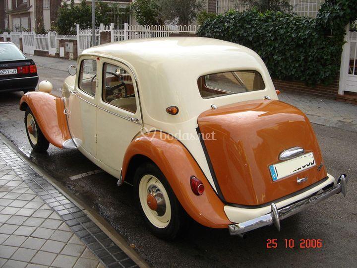 Citroen 11 BL 1956