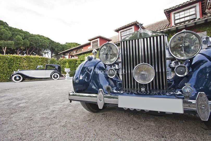 Rolls Royce Wraith 38
