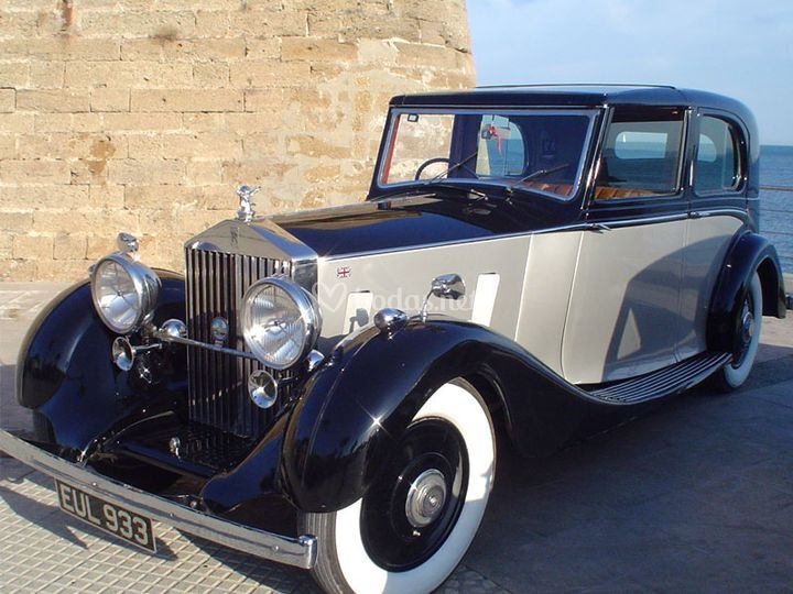 Rolls Royce 25/30 Hp 1937