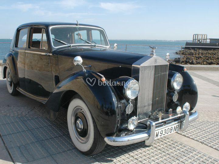 Rolls Royce Silver Dawn 1949