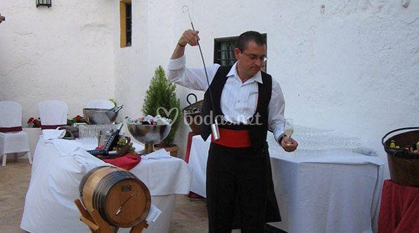 Cata de vinos de Montilla