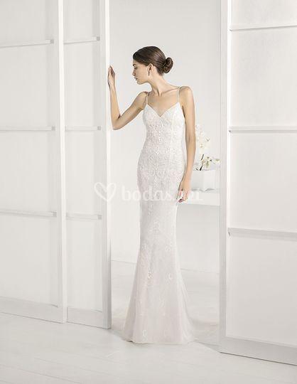 Vestido adriana alier