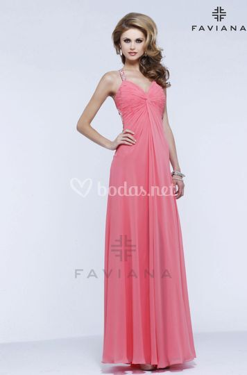 Vestido Faviana