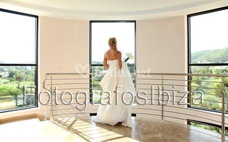 Novia Fotografos Ibiza