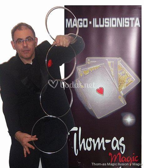 Mago ilusionista