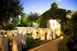 Banquete en el jard�n de Jardines y Cortijo Caballo Blanco