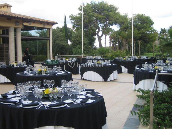 Celebraciones de bodas en fincas