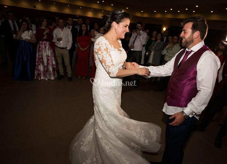 Baile Rocío & David
