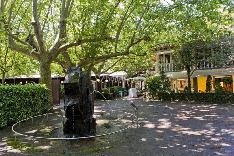 Entorno del restaurante