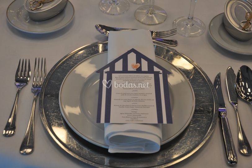 Decoración de banquetes