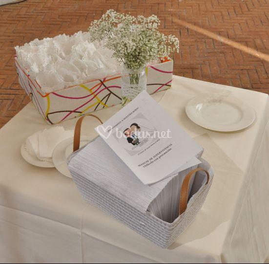 Branding para bodas