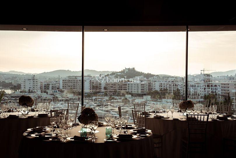 Vistas banquete