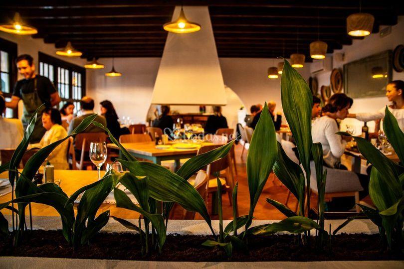 Restaurante Sarmiento