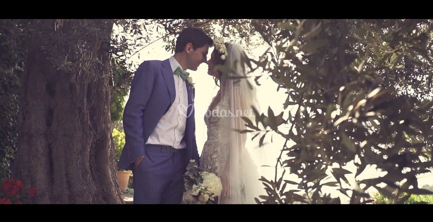 Boda de Alexandra Cabrer video