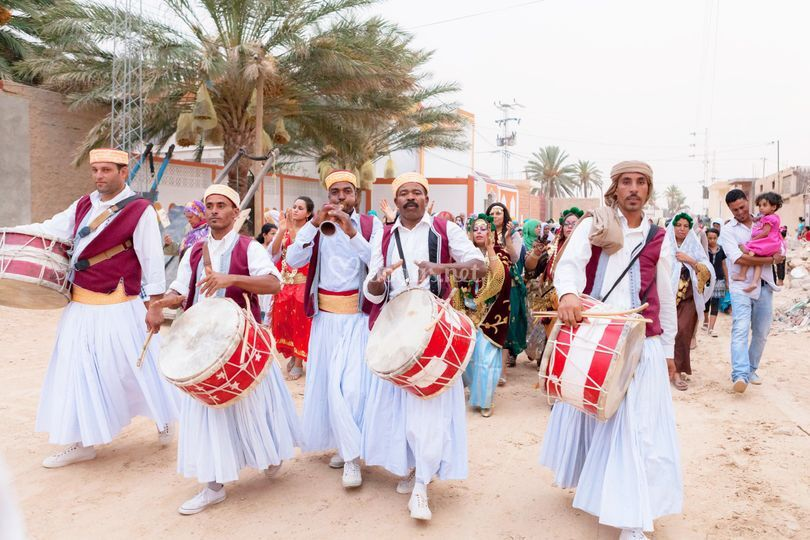 Desierto del Sahara, Túnez